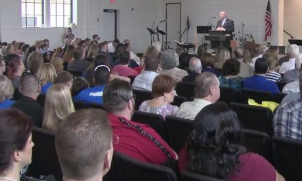 Sutherland Springs Baptist Church dedicates new sanctuary, honors victims killed in Texas' deadliest massacre