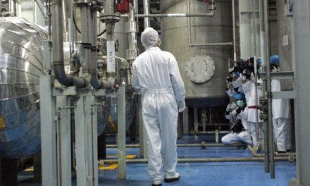 Iran has reportedly quadrupled its production of enriched uranium