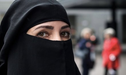 UK doctor asks Muslim mom to remove niqab to clearly hear about daughter's illness. Now he might lose right to practice medicine.