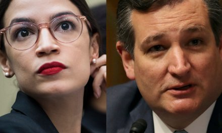 Unlikely allies Ted Cruz and Ocasio-Cortez agree on Twitter to work on a bill to defeat 'the swamp'