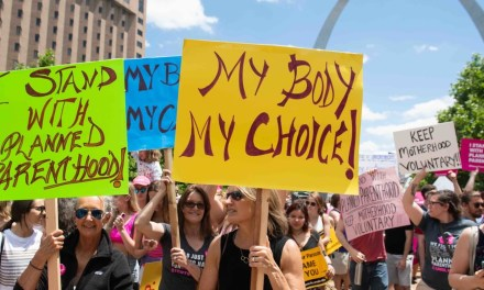 Now is the time to take a stand against the pro-abortion garbage coming from the left