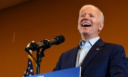 Joe Biden: We Need to Deal with Second Amendment 'Rationally'