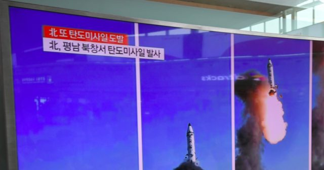 North Korea Launches Projectiles, Declares Itself an 'Invincible Power'