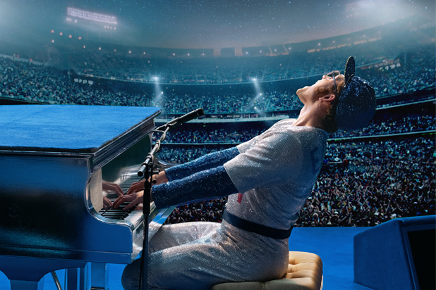 'Rocketman' Film Review: Elton John Gets a Musical Fantasy That Sometimes Achieves Liftoff