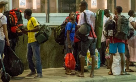 U.S. Cities Overwhelmed With Numbers of Illegal Migrants Arriving From Ebola-Stricken Countries