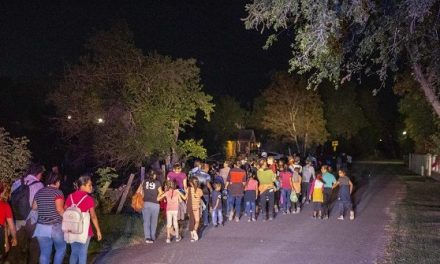 3500 Migrants Apprehended over 3 Days in One Texas Border Sector