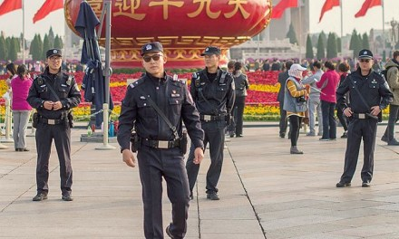 State Media: Without Tiananmen Square, China Would Have 'Collapsed'