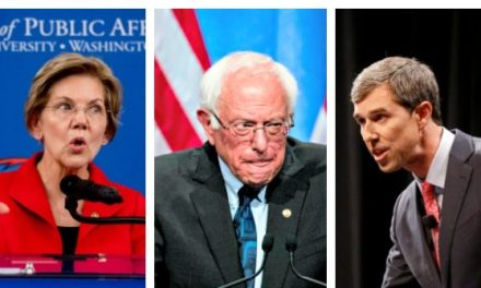 Poll: O'Rourke, Warren, and Sanders Trail Biden in Tight Texas Primary