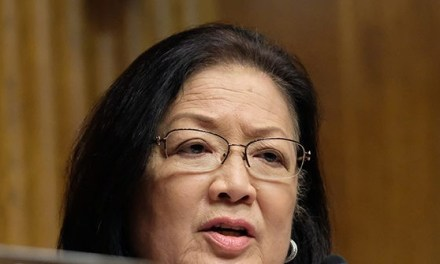 Hirono: Trump Should Be Prosecuted After He Leaves Office — 'He Needs to Be Held Accountable' | Breitbart