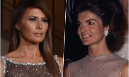 Donald Trump: The New 'Jackie O' Is 'Melania T'