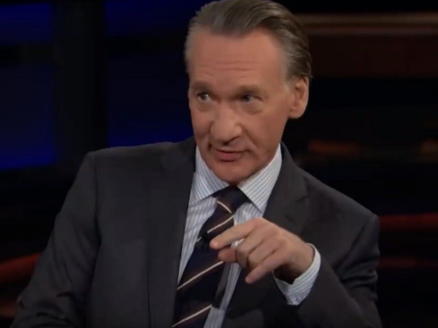 Maher: 'Hard to Win the Election' If You 'Run a Campaign Based on Reparations and Concentration Camps' | Breitbart