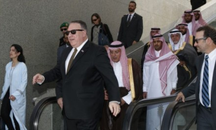Pompeo Arrives in Middle East to Build 'Global Coalition' Against Iran