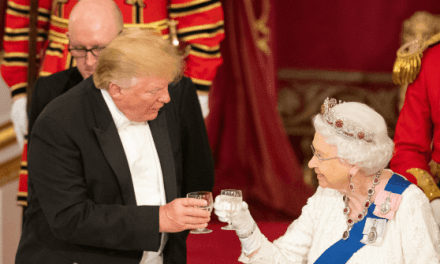 'I'I Love Your Country': President Trump Praises Queen