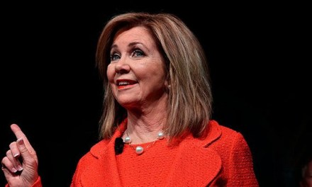Marsha Blackburn to Conservative Women: Be a Force the Left Can't Ignore