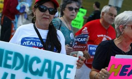 2020 Democrats Favor a Public Option over Medicare for All