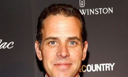 Hunter Biden Sued by Arkansas Woman Claiming She Had His Love Child