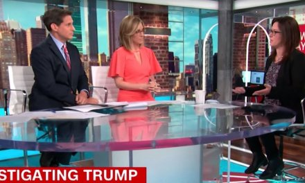 CNN hosts are stunned when analyst exposes liberal hypocrisy on rhetoric against Pres. Trump