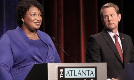 Stacey Abrams visiting Hollywood to convince studio execs not to leave Georgia over pro-life law