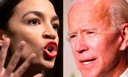 Ocasio-Cortez goes on the attack against Joe Biden, says he will lose to President Trump