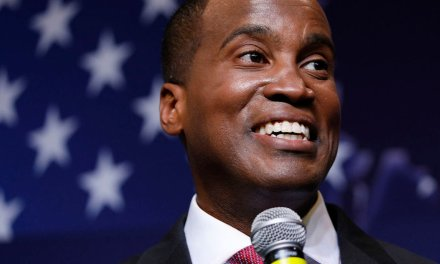 John James announces Senate run—but the Trump campaign might not be happy about it