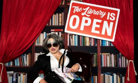 Texas church saves library's drag queen story hour