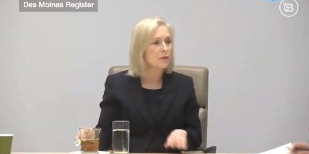 Kirsten Gillibrand compares the pro-life movement to racism