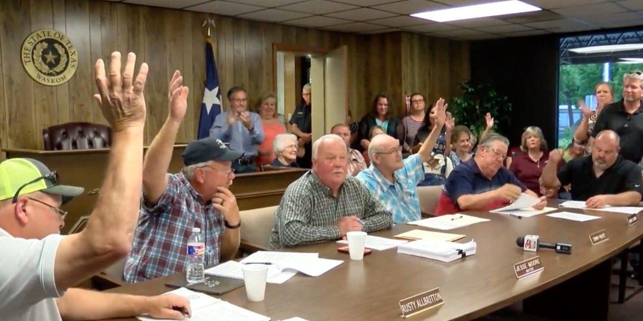 Texas town declares itself a 'sanctuary city' — for unborn babies
