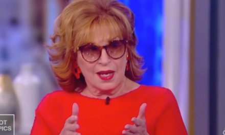 'The View's' Joy Behar insists that Joe Biden won't be able to cure cancer — because of climate change