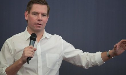 NRA mocks Eric Swalwell over low turnout at his gun control event outside their offices