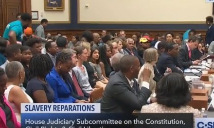 Black Democratic writer gets booed, called 'presumptive' by white liberal Rep. Steve Cohen after opposing reparations in House hearing