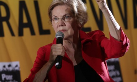 Elizabeth Warren celebrated her birthday at a Planned Parenthood abortion event