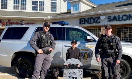 Third grader raises money to buy bulletproof vests for dozens of police dogs