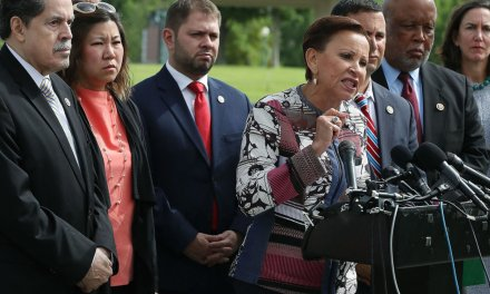 Congressional Hispanic Caucus bashes Democrats for 'betrayal' on border bill in scathing statement