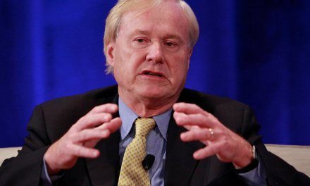 MSNBC's Chris Matthews gives a surprising challenge to Bernie Sanders and socialism