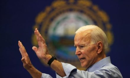Group Running Ad During Debate Showing Biden's Record on Race