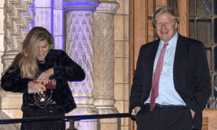 Police Called to Late-night 'Tear-Up' Between Boris Johnson and Girlfriend