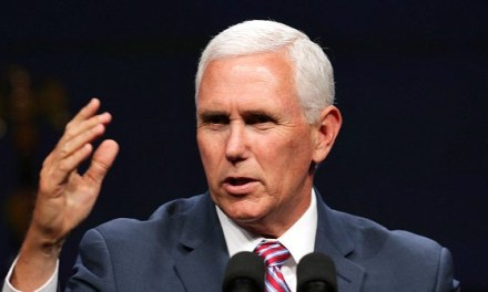 Mike Pence Proclaims Mexico Must 'Do More' to Control Border