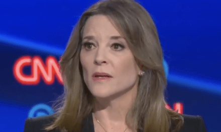 Marianne Williamson: Trump emboldening a 'dark psychic force' in America