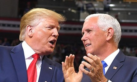 Watch Live: Trump, Pence Hold Rally in Greenville, North Carolina