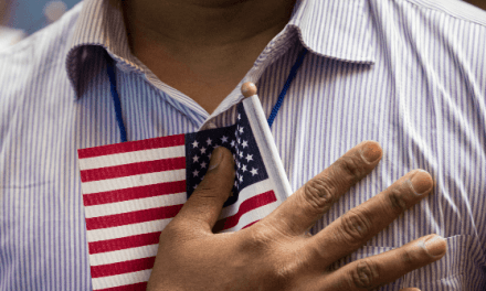 Minnesota City Meeting Erupts in 'USA' Chants After Pledge Canceled