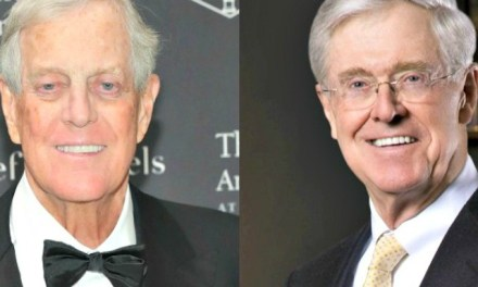 Billionaire Kochs: Americans Must Not 'Turn Our Back' on Refugees