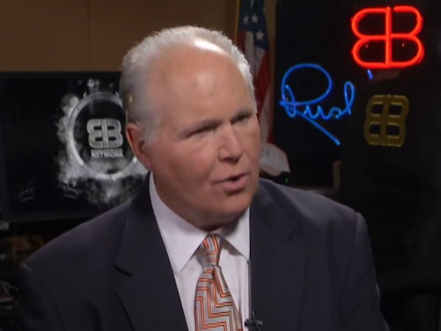 Limbaugh: 'Send Her Back' Chants 'Much Ado About Nothing' | Breitbart