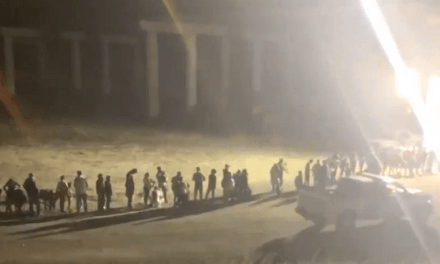 Video: Texas Reporter Watches 300 Migrants Cross Border in Six Hours