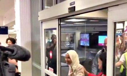 Omar Receives Star's Welcome Upon Airport Arrival: 'Welcome Home'
