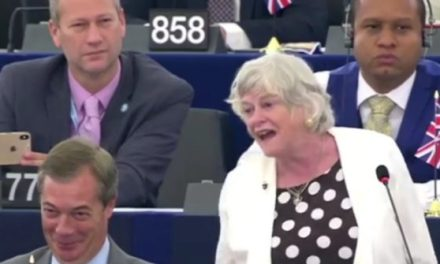 'Colonies Rebel Against Empires!': Brexit MEP's July 4th Attack on EU