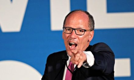 DNC Chair Jumps to Defend Biden on Civil Rights After Debate