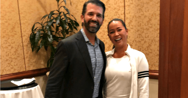 Don Jr. Savages Avenatti: 'Enjoyed Meeting Your Ex-Wife at My Speech'