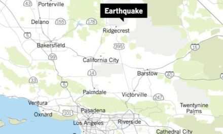 Largest earthquake in decades hits Southern California, measuring 6.4 magnitude