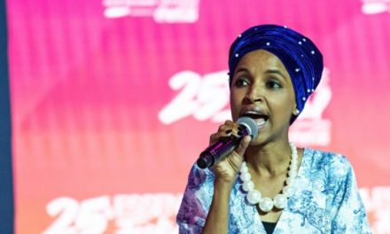 Ilhan Omar Slams America to High School Students as 'Unjust'