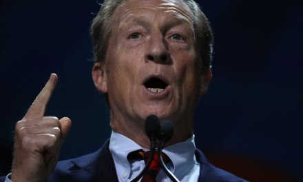 Billionaire anti-Trump donor Tom Steyer may be running for president after all